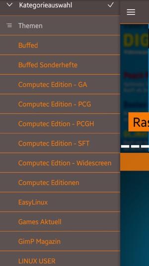 Kiosk Computec Screenshot