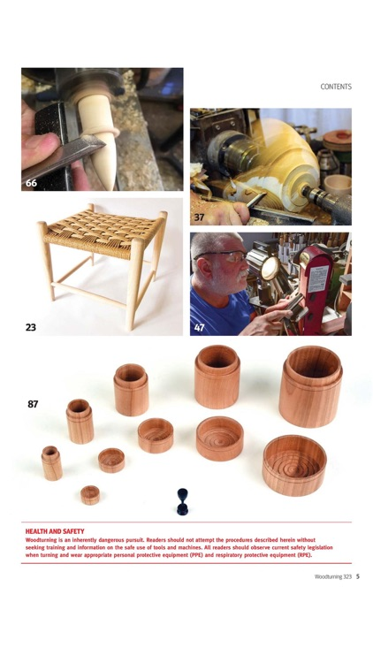 Woodturning Magazine screenshot-1