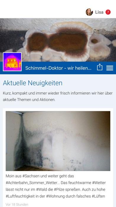 Schimmel-DocScreenshot von 1