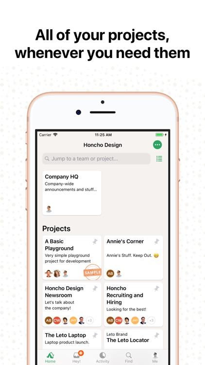 Basecamp 3 screenshot-3