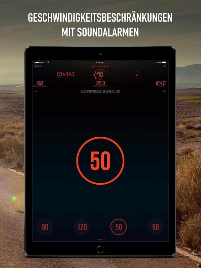 SPEEDOMETER™ Screenshot