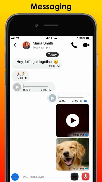 FastTik: Discover, Call & Chat screenshot-3