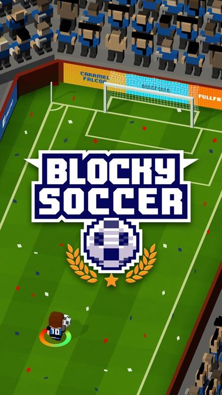 Blocky Soccer Online Hack Tool