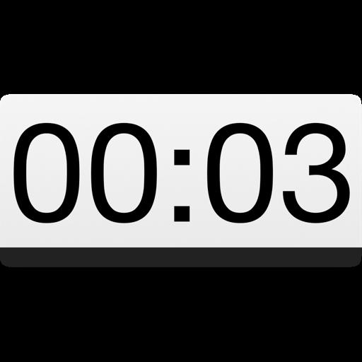 Timey: menubar timer/stopwatch