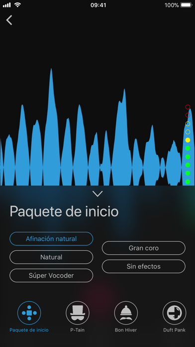 Screenshot for Voloco in Chile App Store