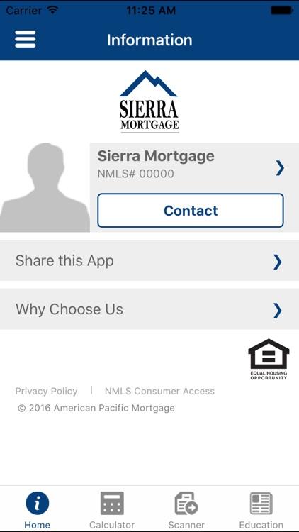 Sierra Mortgage