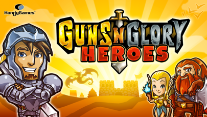 Screenshot #1 pour Guns'n'Glory Heroes