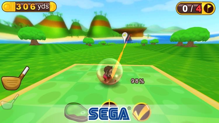 Super Monkey Ball: Sakura™ screenshot-3