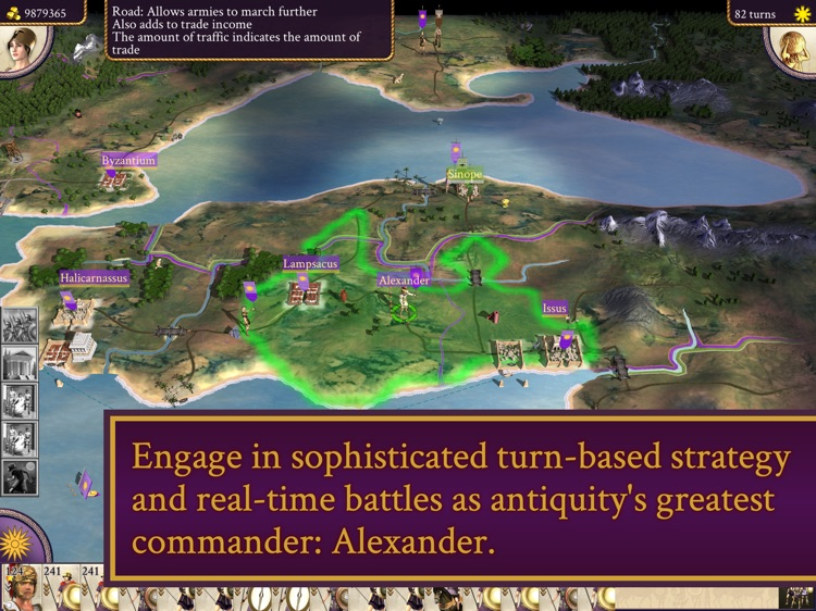 ROME: Total War - Alexander screenshot-0