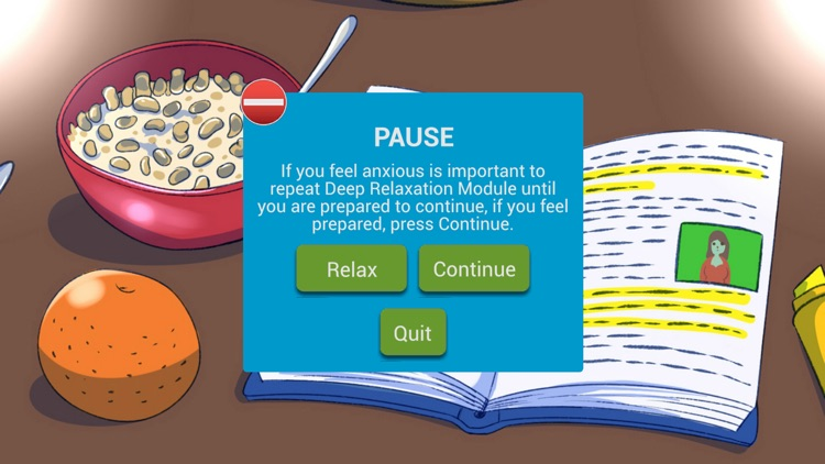 Braineka Phobia to Tests screenshot-4