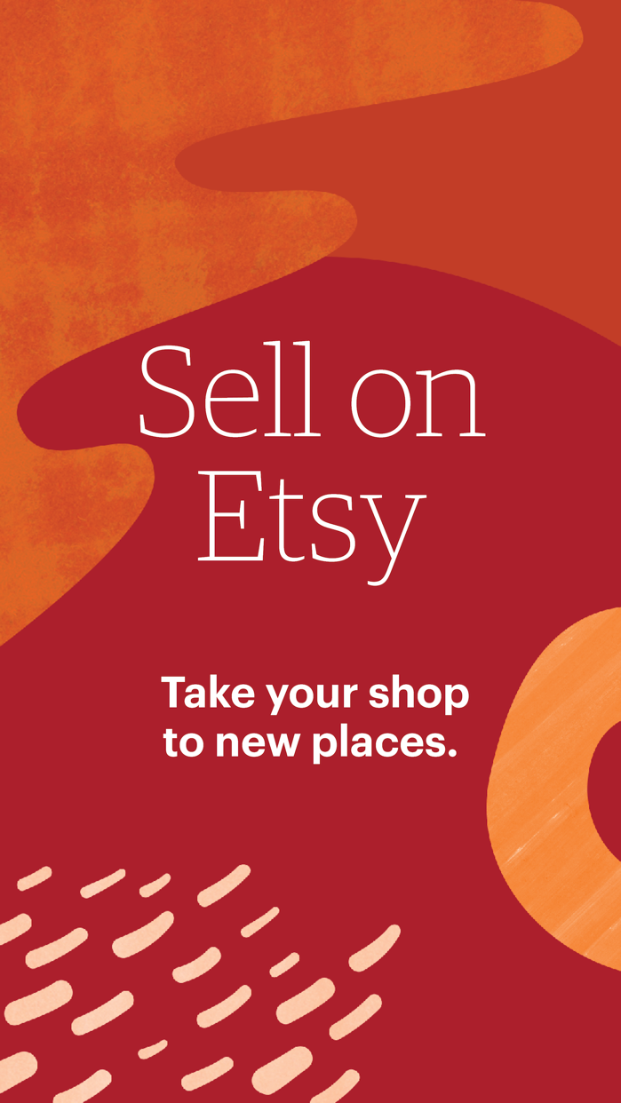 Sell on Etsy Screenshot