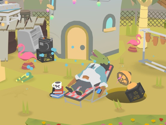 Donut County screenshot 10