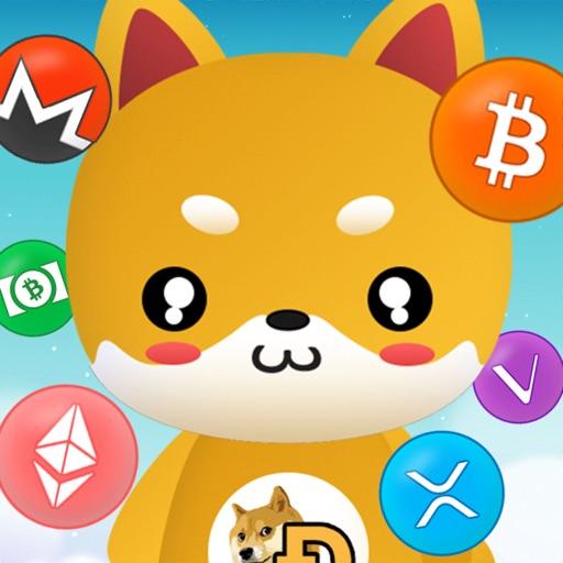 Kawaii Crypto Bubble Pop icon