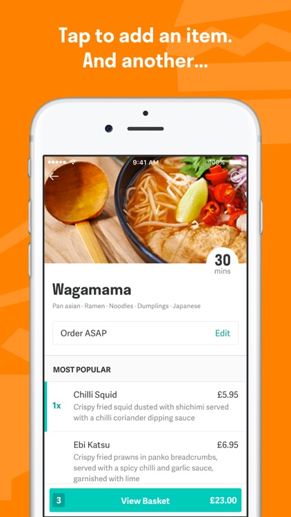 Deliveroo: Restaurant Delivery - Order Food Nearby