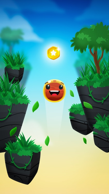 Bouncy Heroes: Jumping Quest screenshot-1