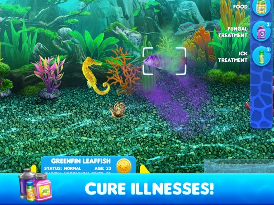 Fish Tycoon 2 Virtual Aquarium screenshot 10