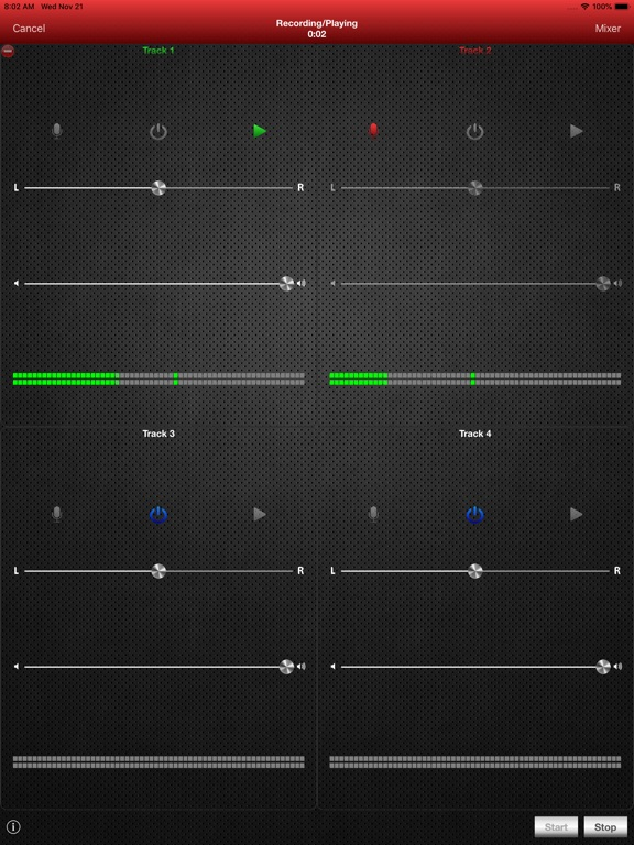 Screenshots for ScratchTones