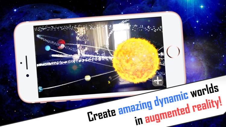 Cosmos Creator - AR Universes
