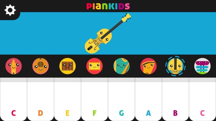 PIankids - Musical Instruments for Kids screenshot-4