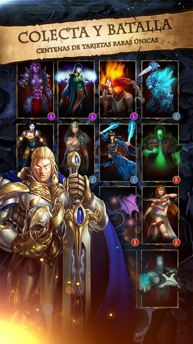 Blades of Battle RPGCaptura de pantalla de2