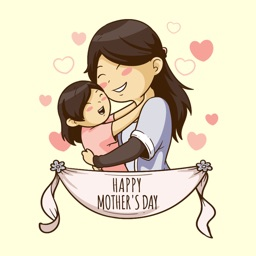 Super Mother's Day Stickers