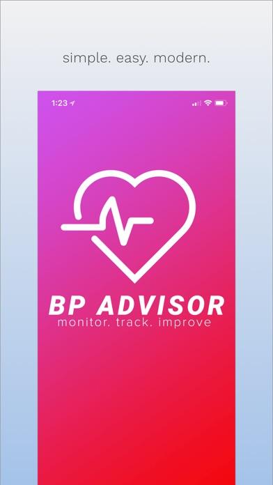 The Best Blood Pressure Diary Screenshots