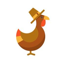 Thanksgiving Emoji -Family Day