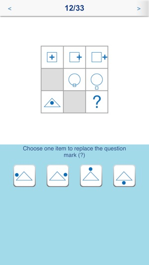 ‎IQ Test Pro - Answers Provided