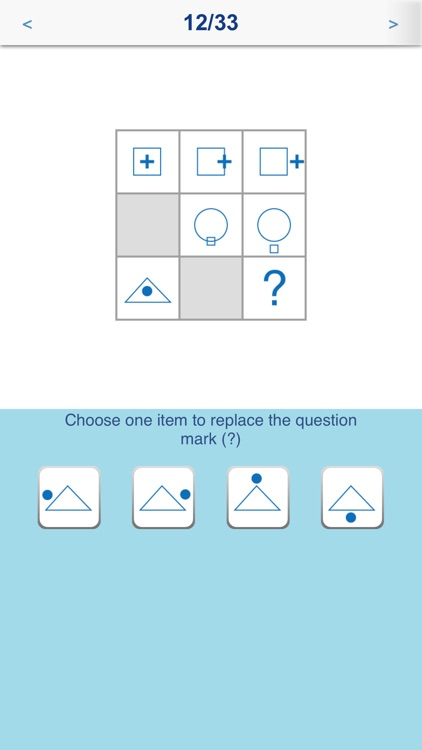 IQ Test Pro - Answers Provided by Pop-Hub Limited