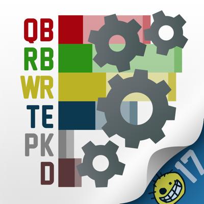 Footballguys Fantasy Football Draft Dominator 2017 Applications