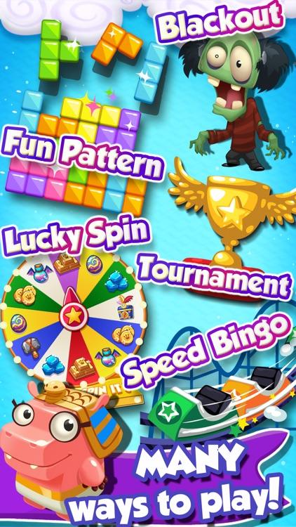 Bingo Dragon - Jackpot & Slots screenshot-4