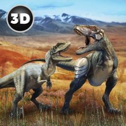 T-rex Dino - Fighting Sim