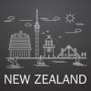 Nieuw-Zeeland Reisgids Offline