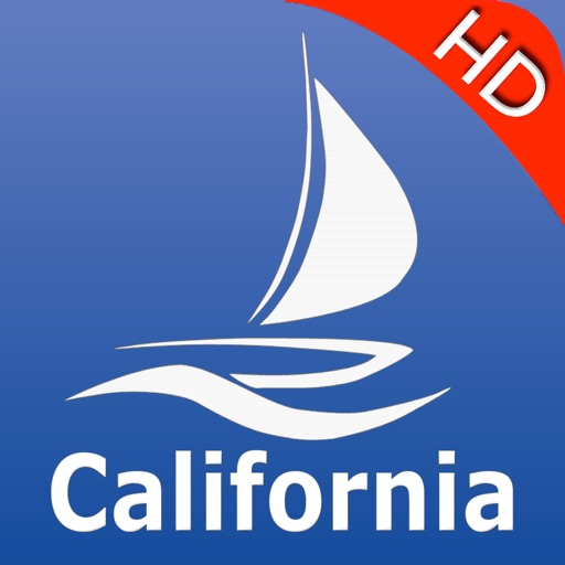 California GPS Charts pro