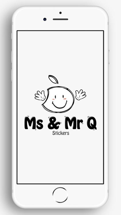 Ms. & Mr. Q
