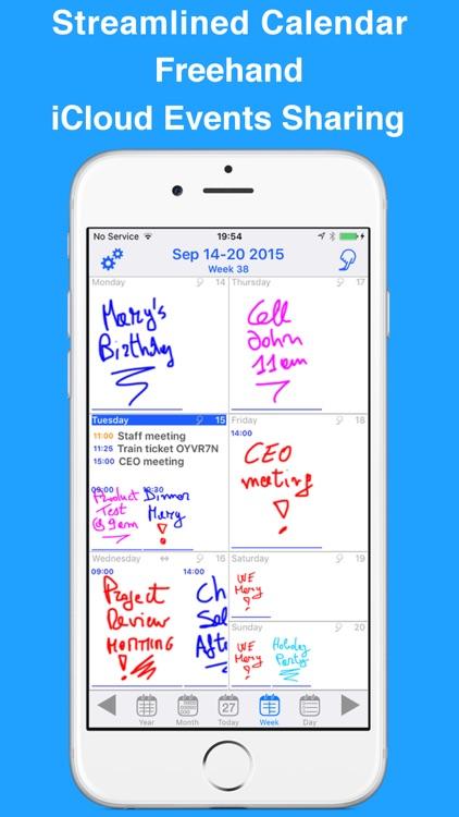JotTheDate-Handwrite Calendar.