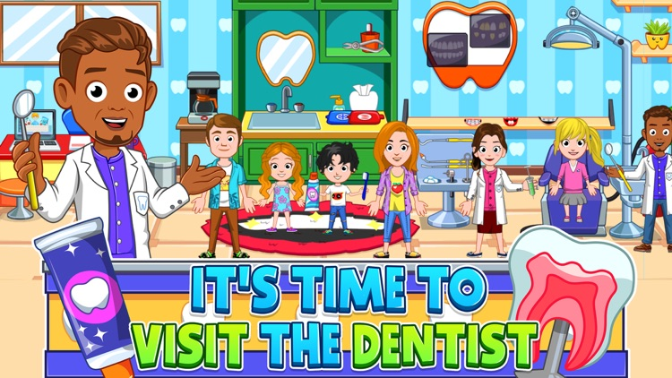 My City : Dentist Visit