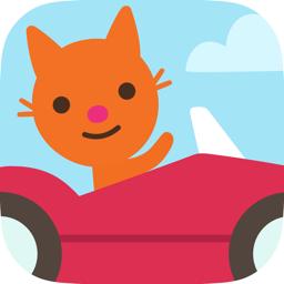 Ícone do app Sago Mini Road Trip