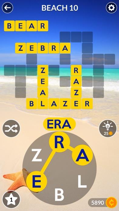 Wordscapes Screenshot