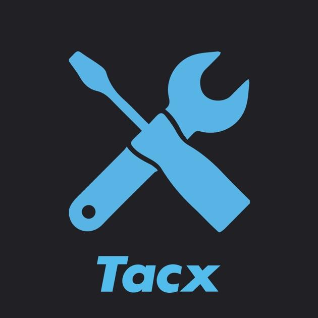 'Tacx Utility' In De App Store