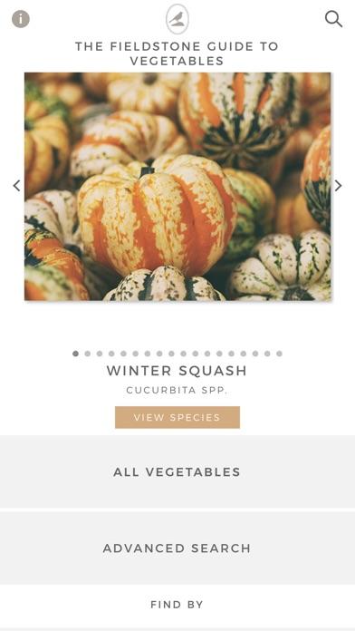 Fieldstone Guide: Vegetables screenshot 1