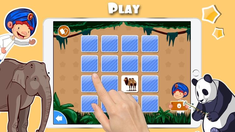 Animals of Asia - Lite screenshot-4