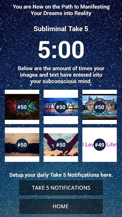 Subliminal Vision Boards ® App screenshot-4