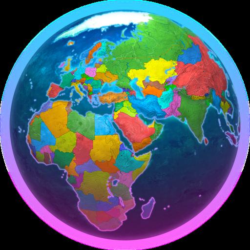Земля 3D - Увлекательный Атлас