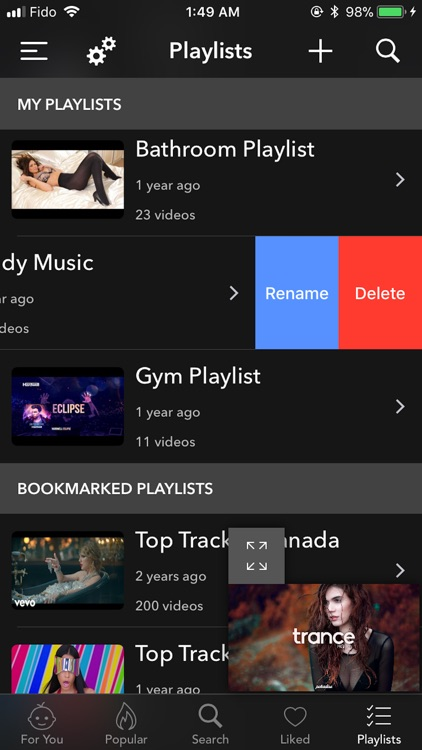 Tubextreme Video Music Player screenshot-4