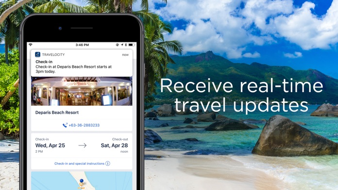 Travelocity Hotels & Flights Screenshot