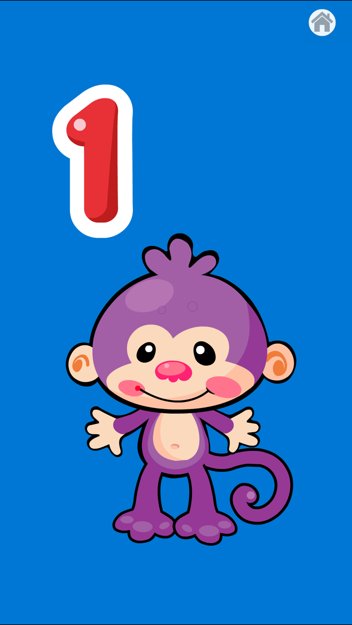 Laugh & Learn™ Learning Letters Monkey App Screenshot