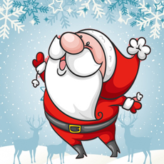 Activities of Santa Claus - Merry Christmas Coloring Book