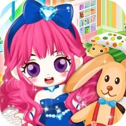 Princess Makeover Salon - Dress Up Games