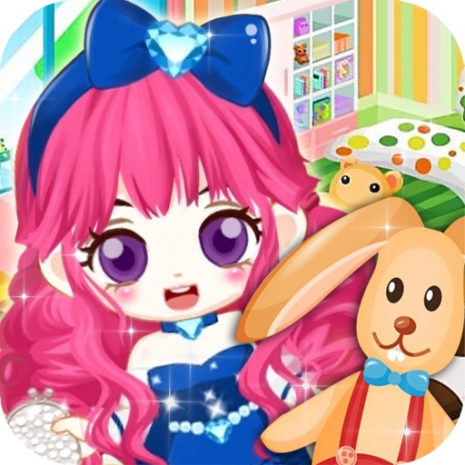 Princess Makeover Salon - Dress Up Games iOS App